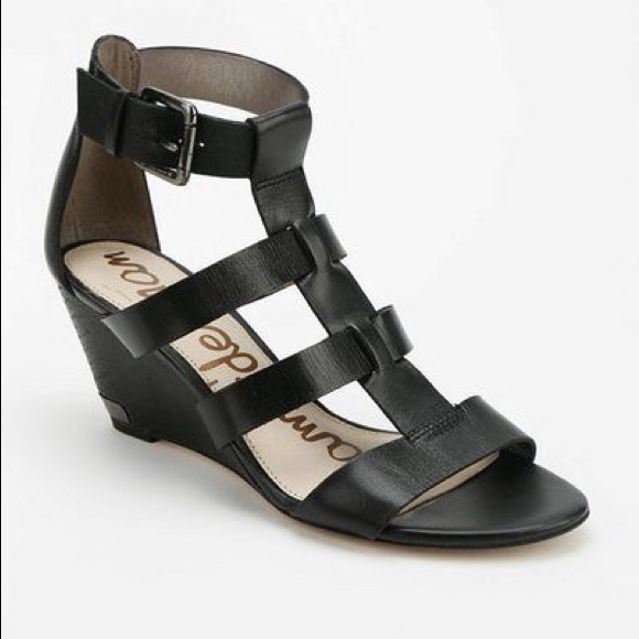6a99db18bf5 Sam Edelman Sabrina Vaquero low Wedge sandals. M 5b2539dfc89e1de6b397bd49
